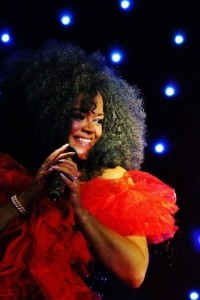 Tameka Jackson as Diana Ross image