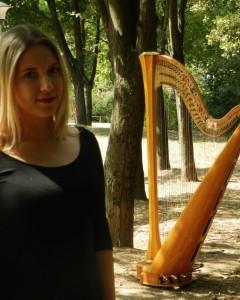 Jelena Tutic - Harpist