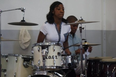 SheDrums - Drummer