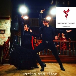 Hernandez Tamayo Spanish Dance Theatre - Flamenco Dancer