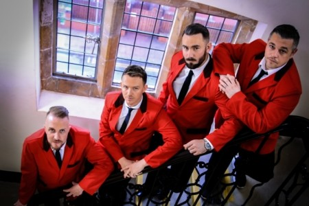 Fake That, New Jersey Boys, Overtones, Singing waiters, Motown, Gary Vs Robbie and Blues Bruvas - Tribute Act Group