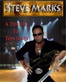 Stevemarks - Tom Jones Tribute Act