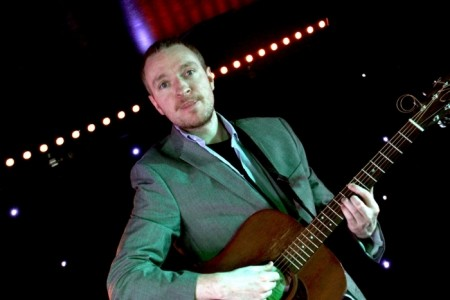 AIDAN O BRIEN - Guitar Singer