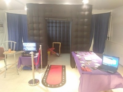 Ar disco / photobooth - Wedding DJ
