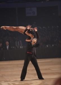 Andrea Harvey - Female Dancer
