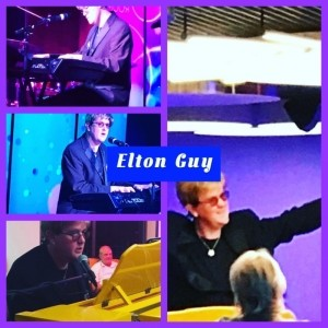 Elton Guy - Elton John Tribute Act