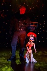 Murray Raine Puppets Australia - Marionettist Act