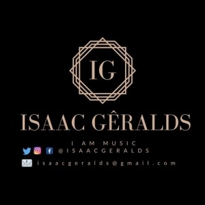 Isaac Geralds  - Male Singer