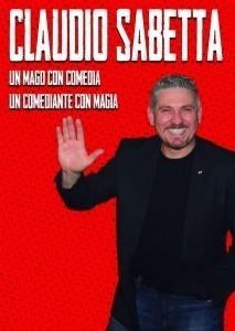 Claudio Sabetta - Comedy Cabaret Magician