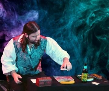 Greg Chapman - Magician - Cabaret Magician