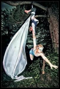 Kellie Sky - Aerialist / Acrobat