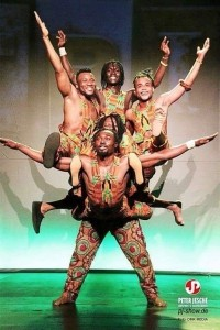 AfricanAlive Acrobat - Other Artistic Entertainer
