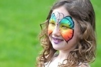 Randi Steiger, DazzleDay Face Painters