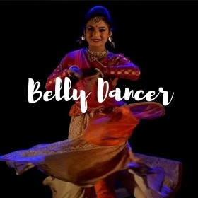 Job For Belly Dancer - Restaurant Set 20th March 2019 Maldon Essex
