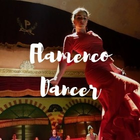 Amusement Park Vacancy For Traditional Spanish Dance Group - November 2018 China