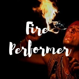 Fire Performer Wanted For Wedding In Hampshire - 14 November 2020
