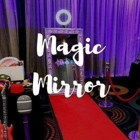 Magic Mirror Required For Wedding Reception In Worcestershire - 16 November 2019