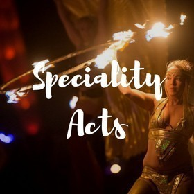 Fire Performer & Indoor Visual Act Required - Venue Launch 8th June 2019 Barrow Cumbria