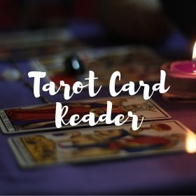 Seeking Tarot Card Reader - Wedding 2nd November 2019 Salem Massachusetts
