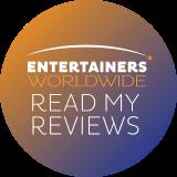 Entertainers Worldwide Registered Hypnotist