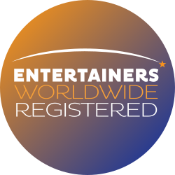 Entertainers Worldwide Registered Electric Guitarist