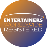 Entertainers Worldwide Registered Photo Booth