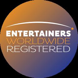 Entertainers Worldwide Registered Wedding Band